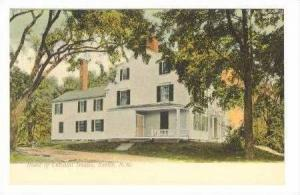 Home Of Colonial Dames,Exeter,New Hampshire,pre-1907
