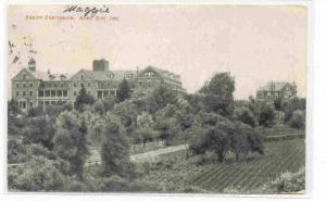 Bird's Eye View, Kneipp Sanitarium, Rome City, Indiana, PU