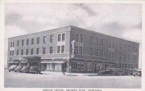 Nebraska Broken Bow Arrow Hotel