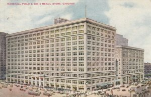 CHICAGO , Illinois, 1908 ; Marshall Field & Co.'s Retail Store