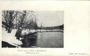 Brandywine River Wilmington DE Unused