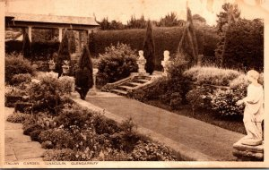 Ireland Glengarrif Ilnaculin Italian Garden