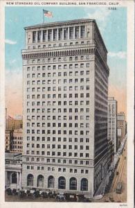 California San Francisco New Standard Oil Company Building