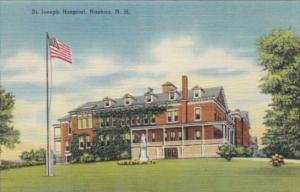 New Hampshire Nashua St Joseph Hospital