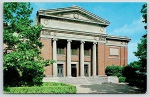 Champaign-Urbana~University of Illinois~Smith Memorial Hall~School of Music~1960