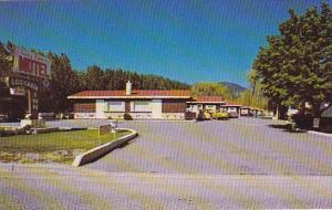 Canada Log Cabin Motel Penticton British Columbia