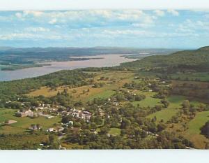 Pre-1980 WATER SCENE Crown Point - Ticonderoga New York NY hk2451