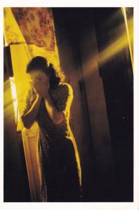 Song Of The Exile Maggie Cheung Taiwan Cannes Film Premiere Postcard