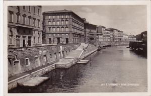 RP: Livorno , Italy , 00-10s ; Scall D'Azeglio