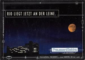 PreussenElektra mit Ihren Parthern Moonlight Night view Hannover
