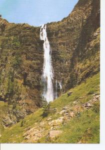 Postal 048508 : Parque Nacional de Ordesa (Huesca). Cascada de Cotatuero