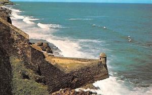 Puerto Rico San Juan, The Devil's Sentry Box Fort San Cristobal Panorama