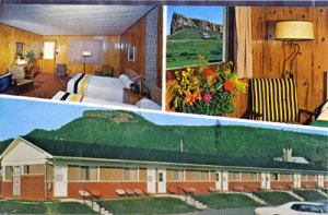 Perce QUE Canada  Motel Au Fou De Bassan, 1960s