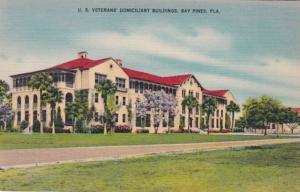 Florida St Petersburg Bay Pines U S Veterans Domiciliary Buildings