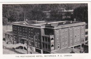 RP: MATAPEDIA, Quebec, Canada, 1930-40s ; Restigouche Hotel