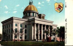 Alabama Montgomery State Capitol