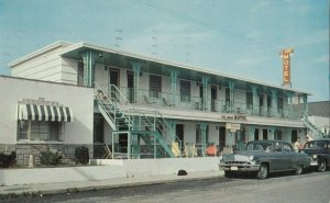 OCEAN CITY , Maryland, 1965 ; Ce-Bunt Motel