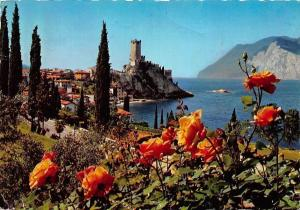 Italy The Garda Lake Malcesine, Le Lac de Garde Fleurs Tour