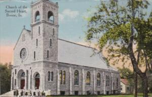 Church Of The Sacred Heart Boone Iowa