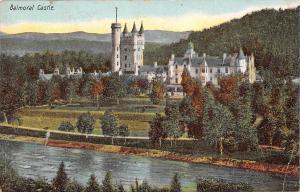 Scotland (Aberdeenshire) Royal Deeside, Balmoral Castle