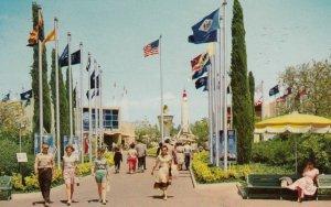 DISNEYLAND , 1961 ; Entrance to Tomorrowland