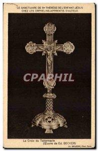 Paris - Sanctauire Sainte Therese L & # 39Enfant Jesus among Orphans Apprenti...
