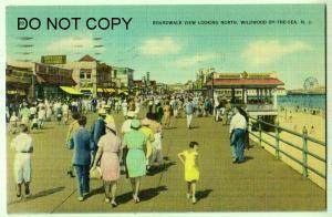 Broadwalk, Wildwood by-the-Sea NJ
