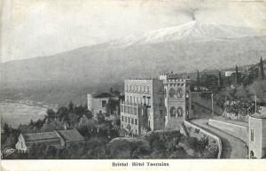 Hotel Bristol Taormina Italy