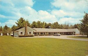 USA Portland Scarborough Shady Pine Motel
