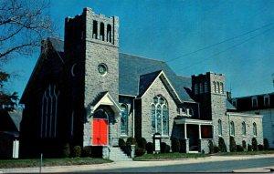 Maryland Berlin Stevenson Methodist Church