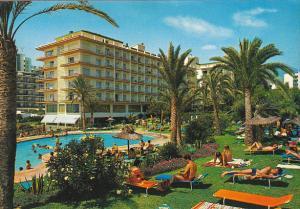 Spain Costa Del Sol Benalmadena Hotel Palmasol