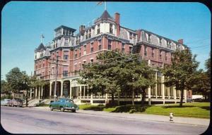 canada, YARMOUTH, N.S., Grand Hotel (1960s)