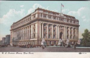 New York City The U S Custom House 1909