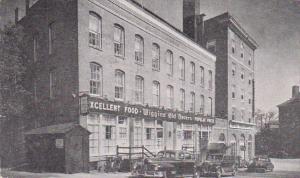 Massachusetts Northampton Wiggins' Old Tavern