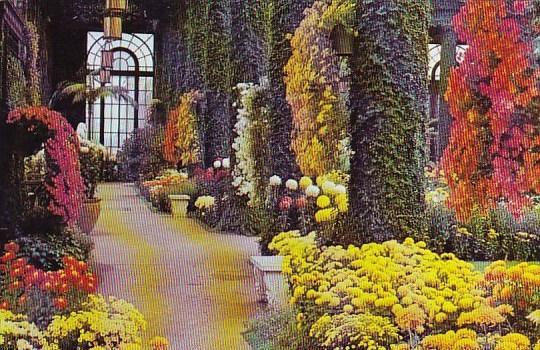 Pennsylvania Kennett Square Longwod Gardens