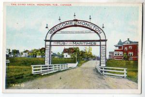 Welcome to Moncton Arch NB