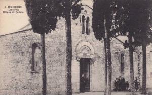 Chiesa Di Cellole S. Gimignano (Siena), Tuscany, Italy, 00-10s