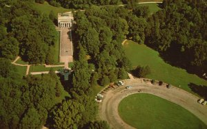 Vintage Postcard Air View Lincoln Birthplace National Historic Site Kentucky KY