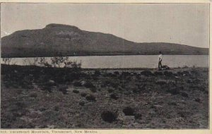 New Mexico Tucumcari Tucumcari Mountain 1911