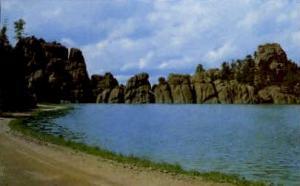 Sylvan Lake, Custer State Park -sd_qq_0181