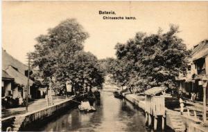 CPA BATAVIA Chineesche kamp INDONESIA (565947)