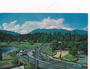 The Entrance, Stanley Park, Vancouver, British Columbia, Canada, PU-1960