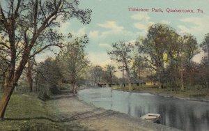 QUAKERTOWN , Pennsylvania, 00-10s ; Tohickon Park