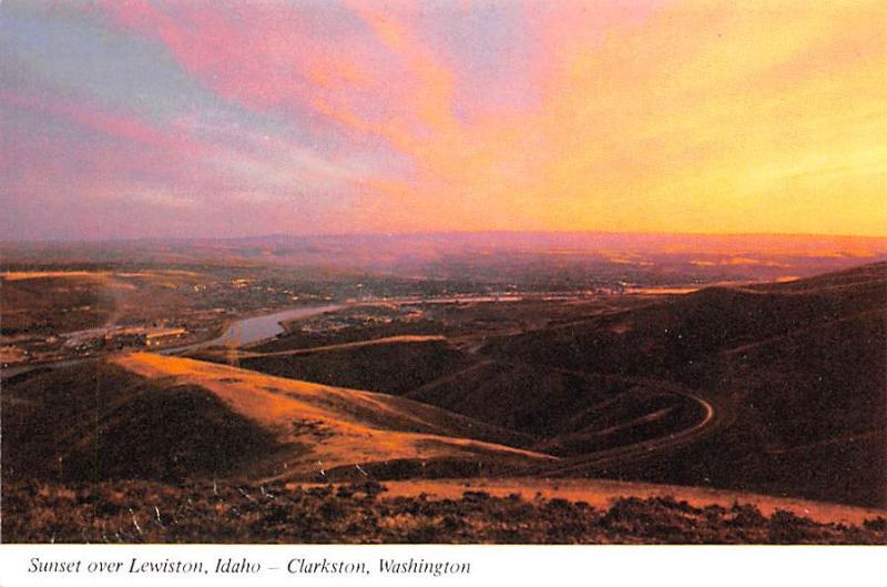 Lewiston, Idaho - Clarkston, Washington