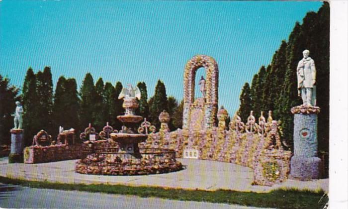 Wisconsin Dickeyville Patriotic Shrine