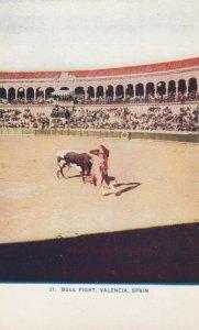 Bull Fight , VALENCIA , Spain , 00-10s
