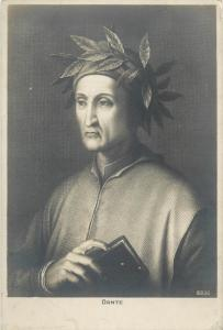 Italian poet of the Late Middle Ages/Early Renaissance Dante Alighieri