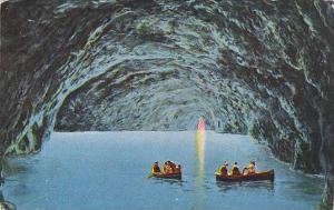 Capri , Italy , 00-10s ; Grotta azzurra #2