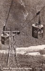 RP, Cannon Mountain Aerial Tramway , New Hampshire, 1938