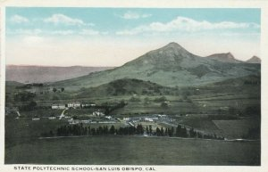 SAN LUIS OBISPO , California, 00-10s; State Polytechnic School